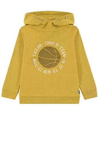 TOM TAILOR Baby-Jungen Sweat Jacket with Hood Print Sweatshirt