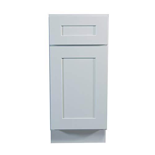 12 inch kitchen base cabinet - 1