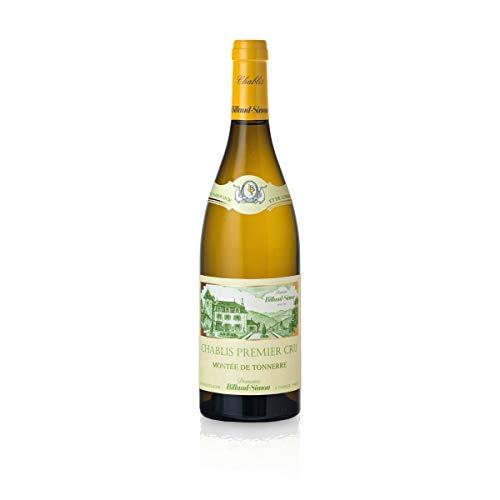 Domaine Billaud-Simon Chablis 1er Cru 'Montée de Tonerre' 2016 Weißwein Frankreich, Paket mit:1 Flasche