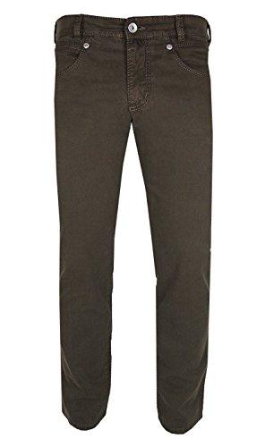 JOKER Freddy Gabardine Stretch Die schlanke Jeans aus Baumwoll-Stretch 3535/0306