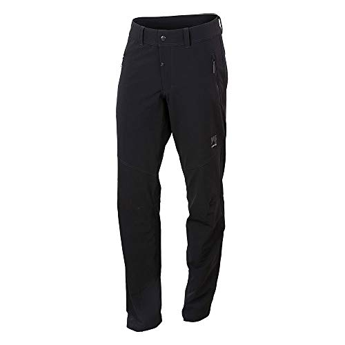 Karpos Vernale Evo Pantalon Noir, Noir, 46