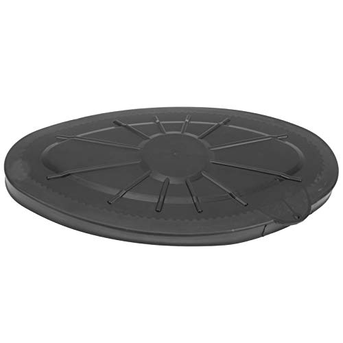 Access Hatch Cover Deck Hatch Cover Hatch Deck Plate Kit Cover Waterproof Round Deck Inspection Plate for Marine Boat Kayak Canoe