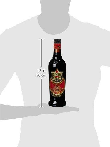 Borghetti Espressolikör / Kaffeelikör - 3