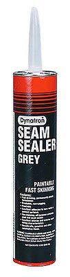 Dynatron Auto Body Seam Sealer Metal Repair 12 oz Weld gap filler MS-550 trailer