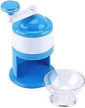 Cakunmik Machine à glaçons pour Plan de Travail de Machine à cône de Neige pour Machine à glaçons pilés Slushie Machine à ...