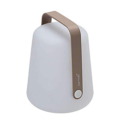 Fermob 361114 LED-lamp, draadloos, oplaadbaar, kleur muskaat H 25