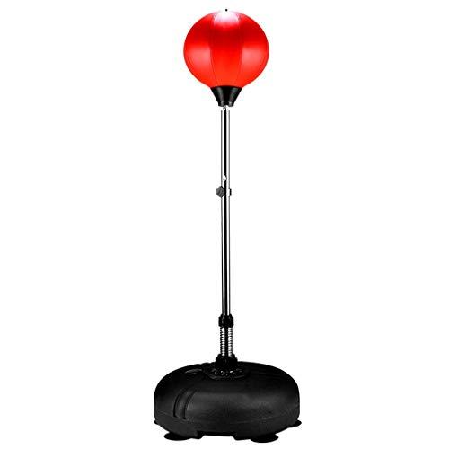 Boxe Piattaforma Punchingball velocità Tumbler Domestico Sfiato di Decompressione Palla Verticale Bambino Adulto Sacco di Sabbia Altezza Regolabile At