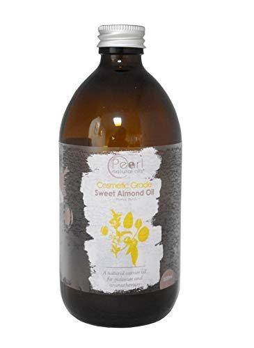 500ml 100% Pure, qualité cosmétique, huile d'amande douce (500ml)