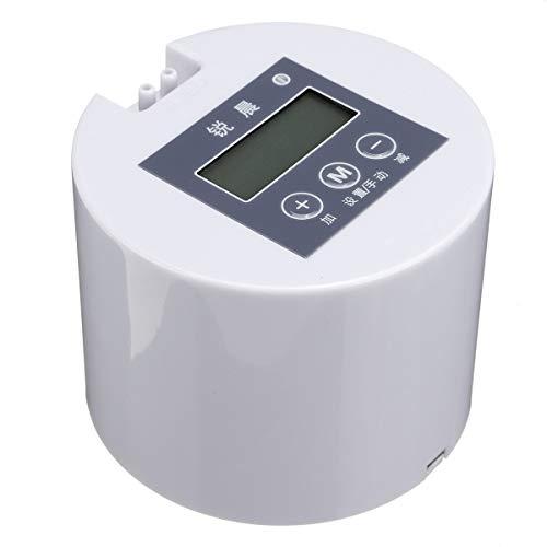 Meijin Temporizador de equipo eléctrico automático de riego por goteo para el hogar y el jardín (color: tipo de energía solar)