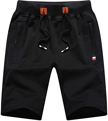 Men's Plus Size Five-Point Pants Shorts Fashion Relaxed Workout Fitness