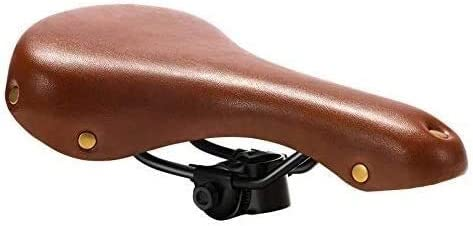 MGE Bike Saddle Seat Cushion New York Mall for Outdoor Cycle or Tr Indoor Max 45% OFF