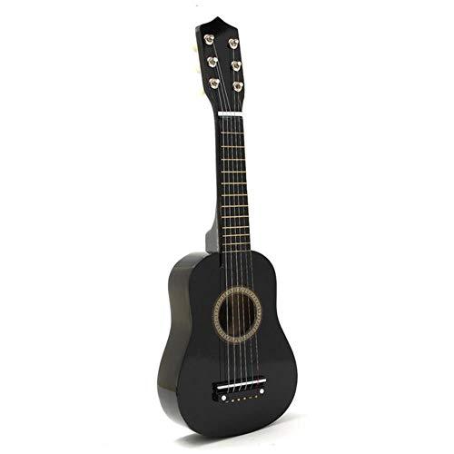ZFZFZF Práctica ukelele guitarra popular niños instrumentos musicales música educación temprana música guitarra regalo ukelele 105/5000 China Black