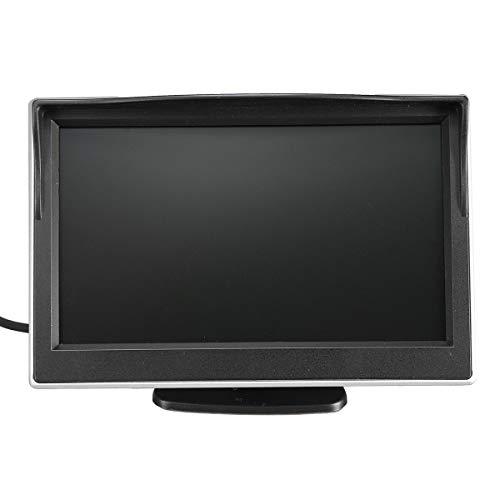 Lanrui 5' TFT LCD De Coches Tooshie Ver Monitor De Reserva + Parking Reversión De Visión Nocturna