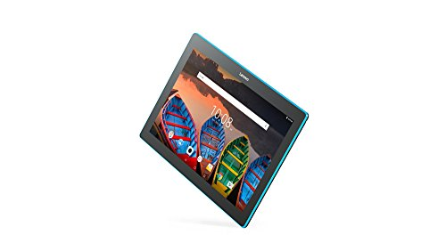 Lenovo Tab10 25,5 cm (10,1 Zoll HD IPS Touch) Tablet-PC (Qualcomm Snapdragon APQ8009, 2 GB RAM, 16 GB eMCP, Wi-Fi, Android 6.0) schwarz