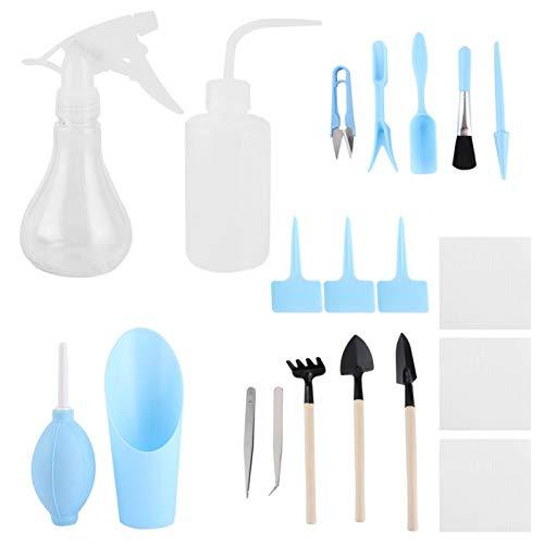 Herramientas para plantas suculentas, herramientas duraderas y carnosas, herramientas para plantas de...