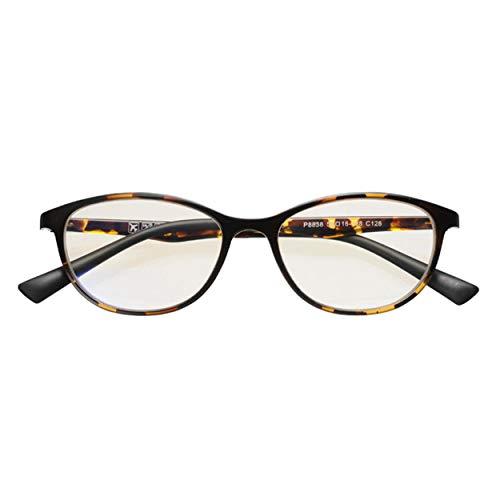 メイガン 老眼鏡 おしゃれ メンズ レディース リーディンググラス (ブルーライトカット 非球面レンズ Ultemフレーム の ハイエンドモデル ReadingAssist) ボストンBR 度数 1.50 155112 5112-15
