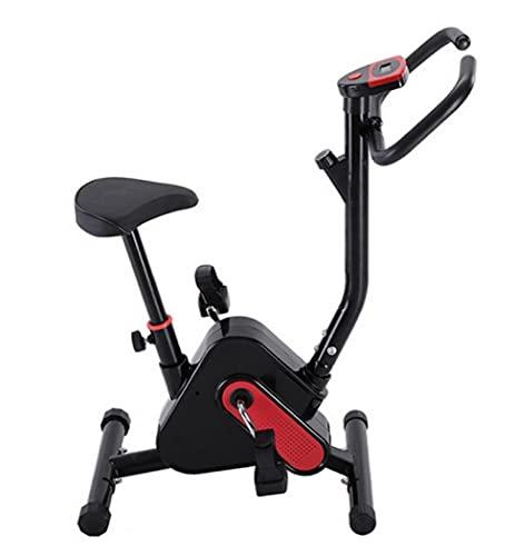 Milky Way Soporte de bicicleta para ciclismo en interiores, ajustable estacionario 400 Ib Capacidad de peso bicicleta estática para entrenamiento cardiovascular uso doméstico
