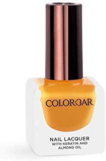 Colorbar Nail Lacquer with Keratin and Almond Oil, 12 ml Model (number/Name)1090-Tuscany