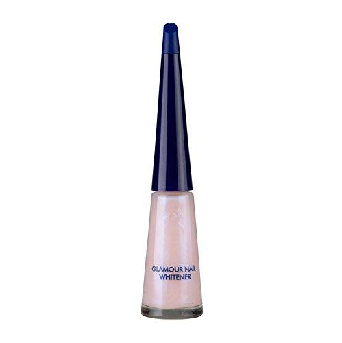 Herome Glamour Nagelaufheller (Nail Whitener) - 10ml. - einen herrlichen, zart-rosa Perlmuttglanz und weißere Nagelränder