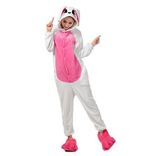 Black Sugar Mono Kigurimi Pijama Pijama Búho Dragón Gato Negro Rosa Ane Conejo Azul Adulto Adolescente Unisex Peluche Suave Disfraz Carnaval Sin Pantuflas S S
