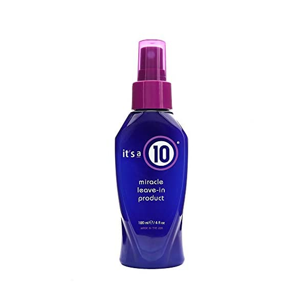 Beauty Shopping It's a 10 Haircare Miracle Leave-In Product, 4 fl. oz.