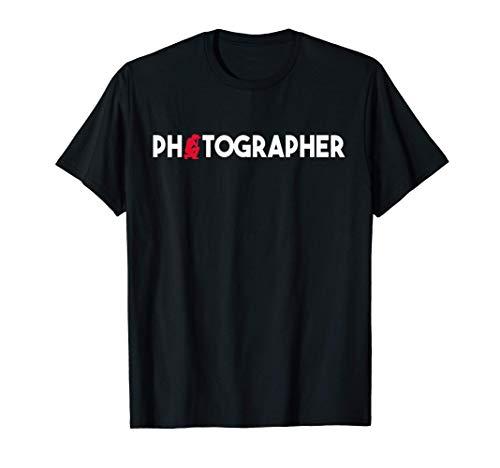 Idea de regalo de fotografía divertida, fotografía de amor.. Camiseta