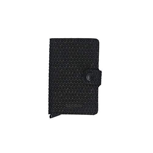 Miniwallet Diamond Black