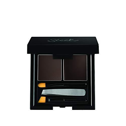 Sleek MakeUP Brow Kit Extra Dark 3.8g