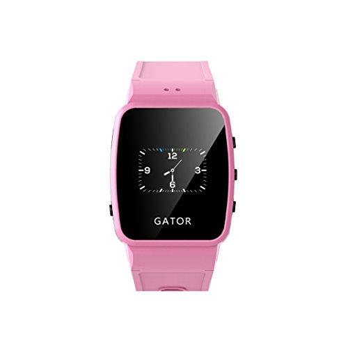 Techsixtyfour - Gator Kids and Seniors Splashproof Smartwatch - GPS and...