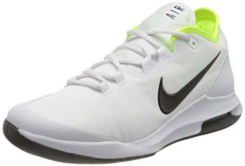NIKE Air MAX Wildcard, Tennis Shoe Hombre, Blanco Voltio Negro, 42.5 EU