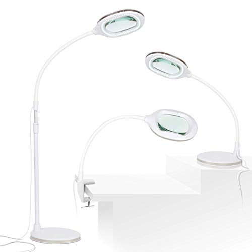Brightech LightView 3 in 1 Magnifying Lamp