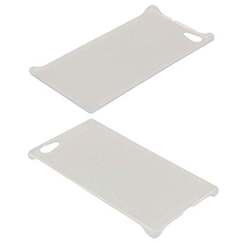 caseroxx Backcover für Doogee Y300, Tasche (Backcover in transparent)