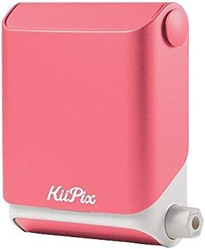 Kiipix Fotodrucker Pink Smartphone Kompatibler Elektronik