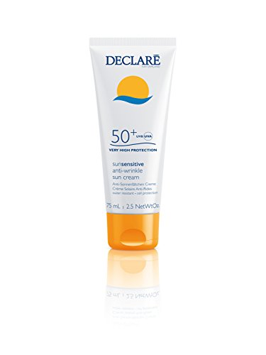 Declaré Sun-Sensitive Unisex Anti-Wrinkle Sun-Lotion SPF50 Plus, 75 ml