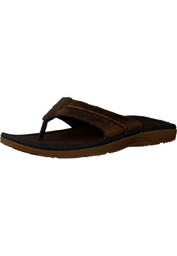 Timberland Herren Originals Sandals Thong Zehentrenner, Braun (Brown Oiled), 40 EU