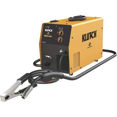 Klutch MIG 140i Flux-Core/MIG Welder - Inverter, 120V, 30-140 Amp...