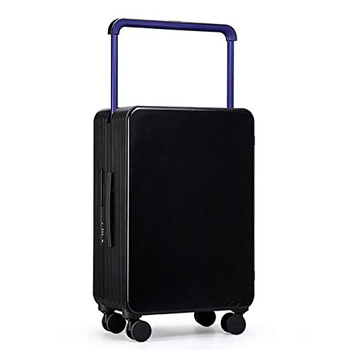 Fengbingl Carrying suitcase Portable Trolley Case For Men And Women Luggage Luggage Trolley Case Password Box Universal Wheel 3 Colors Optional 24 Inches Waterproof luggage