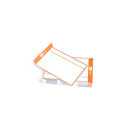 PATboard Scrum Board and Kanban Board - Magnetic Task Cards - S (Small) - Set of 16 - Orange