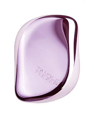 groviglio Teezer x skinny DIP Comapct Styler Detangling Hairbrush, lilla Gleam