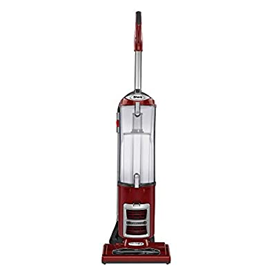 Shark NV60 Navigator Professional Upright Vacuum, Red (Renewed)