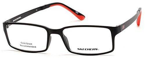 SKECHERS Brillen SE3175 002 Mattschwarz 53MM