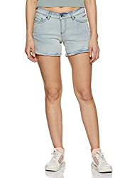 Pepe Jeans Womens Denim Shorts