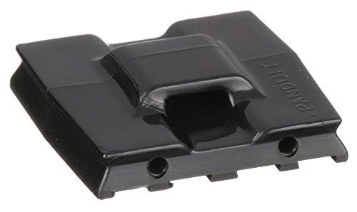 パンドウイット EMS-A-D ケーブルタイマウント エポキシ樹脂 天然 100-Pack EMS-A-C0 100