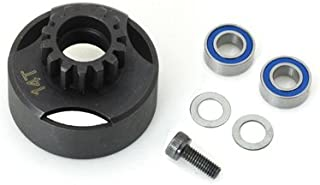 14T super vented racing Clutch Bell w/Bearings RC Parts