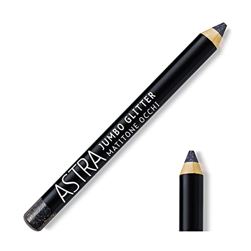 Astra Make-Up Crayon ombre à paupières Jumbo Glitter 32 - Blue Sheen