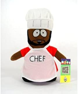South Park Plush - Chef Plush Doll toy 8in NEW