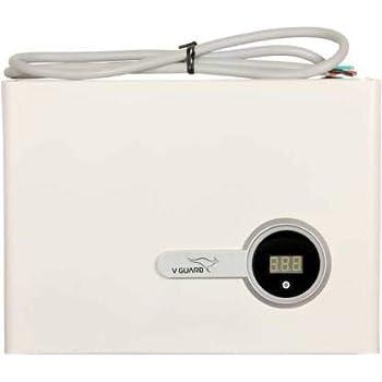 V-Guard VIG 400 Specially Designed for Inverter AC Upto 1.5 ton [170v-280v] Voltage Stabiliser