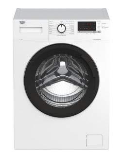 Beko WML71434NPS Waschmaschine Multifunktionsdisplay mit Startzeitvorwahl 0-19 h, Restzeitanzeige und Schleuderwahl, 1400 U/min, Pet Hair Removal, Watersafe