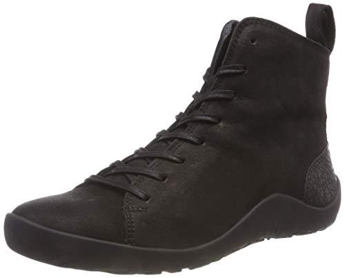 Think! Damen GETSCHO_383055 Desert Boots, Schwarz (09 Sz/Kombi), 41 EU