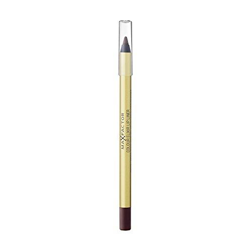 Max Factor Colour Elixir Lip Liner Mauve Mistress 08 – Perfekt definierte Lippenkontur für formvollendete, in Szene gesetzte Lippen – Mit geschmeidigem Auftrag